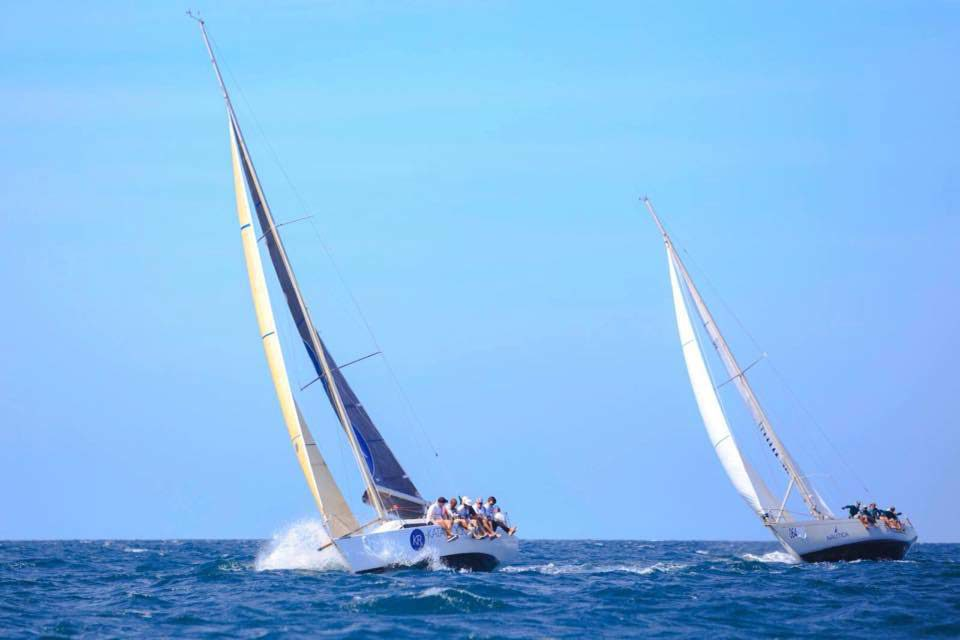 Madame Butterfly Racing Yacht Sailescapes