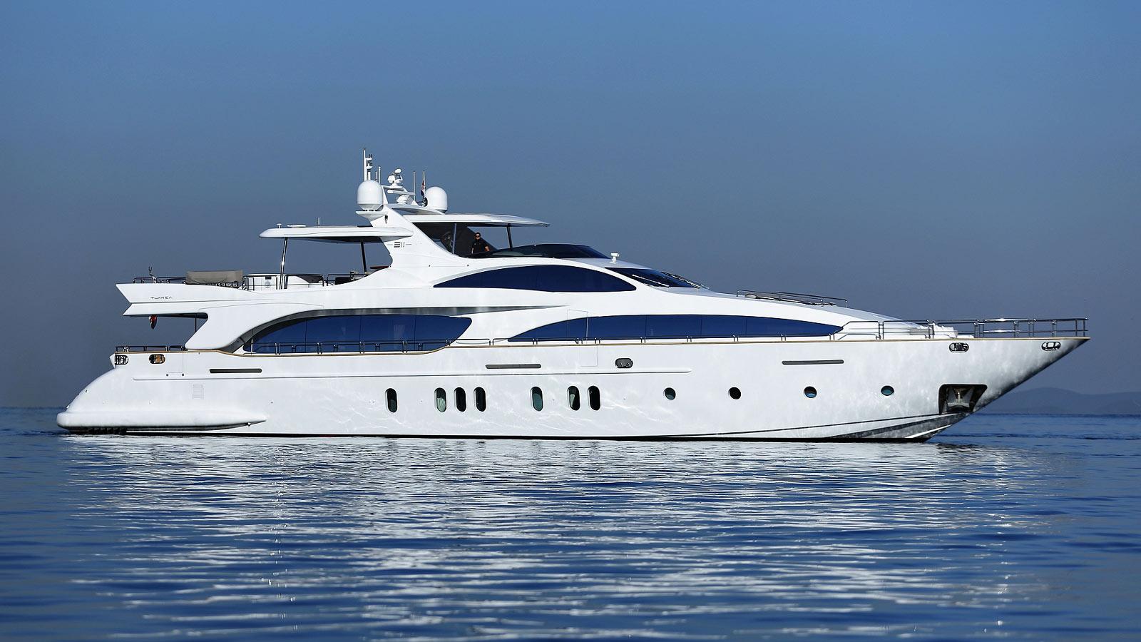 Super Yacht Charter Thailand