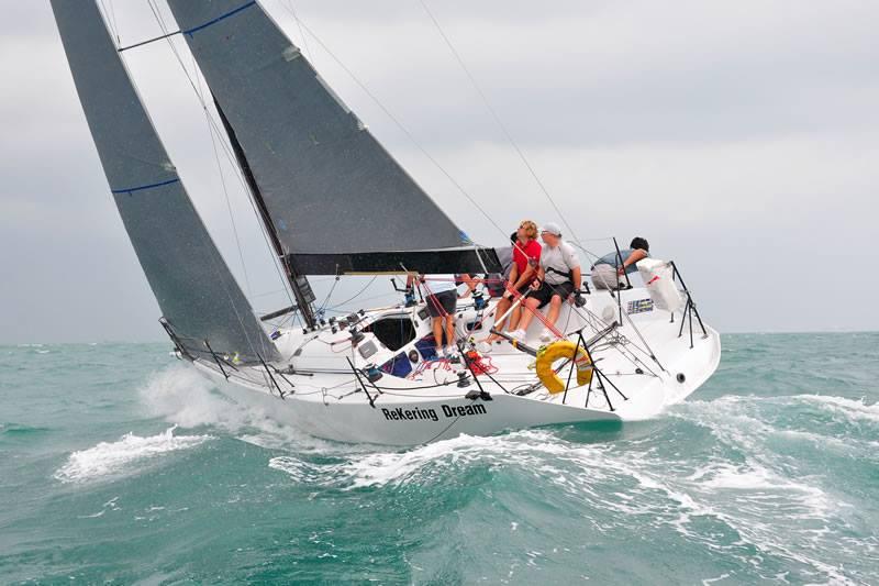 Racing Yacht Charter Thailand
