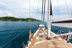 Born Free Luxury Yacht